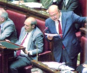 Discorso di Craxi alla Camera il 29-4-1993